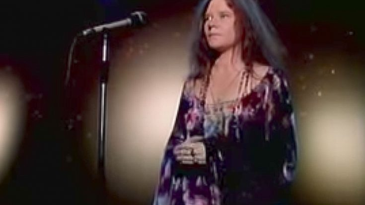 We Dare You To Watch Janis Joplin's Most Vulnerable Performance Without Getting Choked Up | Society Of Rock Videos