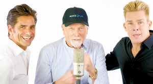 John Stamos & Mark McGrath Join Beach Boys Legend Mike Love For Modern Twist of 'Do It Again'