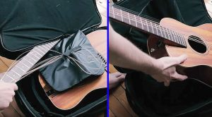 This Guy Reattaches A Neck To A Guitar, But That's Not Even The Best Part…