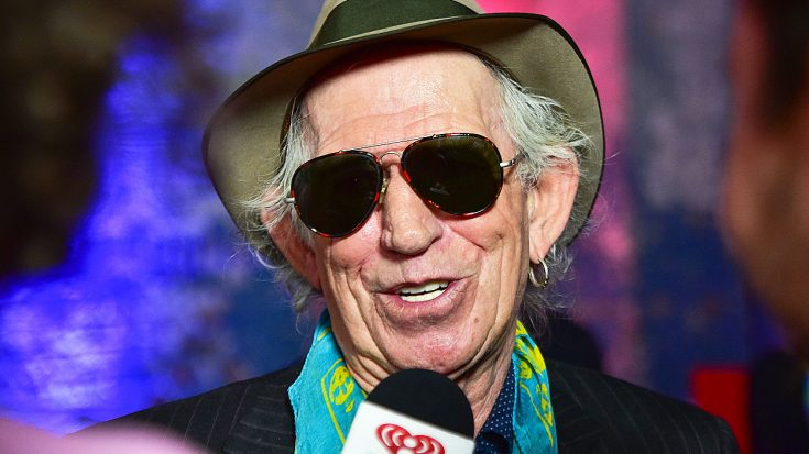 Keith Richards Confirms Those Rumors You've Been Hearing… | Society Of Rock Videos