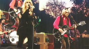 "Surprise! Tom Petty And Stevie Nicks Reunite For Epic ""Stop Draggin' My Heart Around"" Duet"