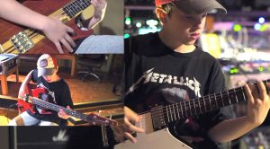 13-Year-Old Kid Absolutely Crushes This Metallica Classic…On Every Single Instrument