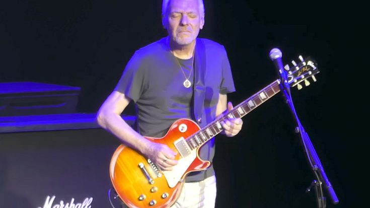 """Sorry, Everyone – Peter Frampton Had The Greatest """"Black Hole Sun"""" Tribute To Chris Cornell, Hands Down   Society Of Rock Videos"""