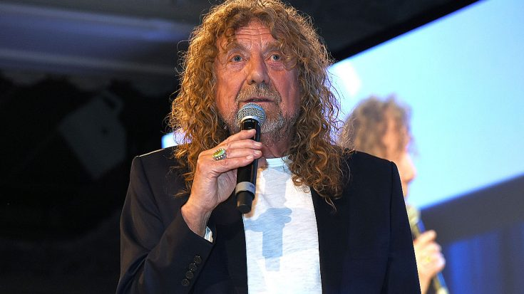 """Robert Plant Released A Cryptic Message And It's Got Us Asking """"What's About To Happen?"""" 