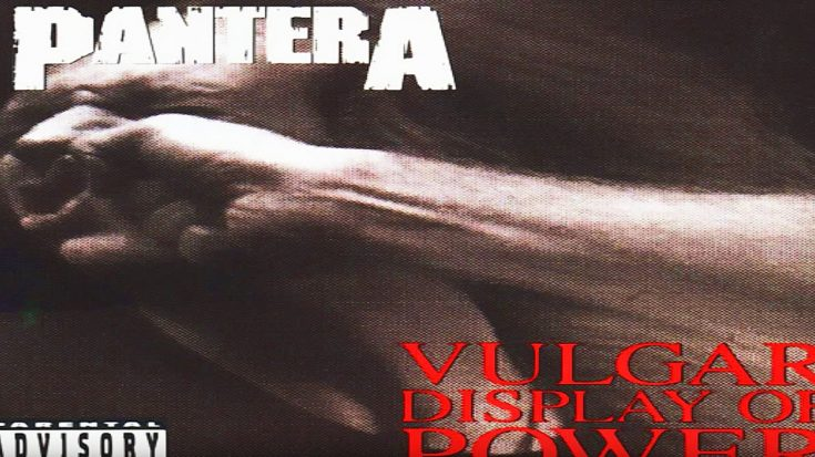 The Hilarious Yet Painful Story Behind Pantera's Iconic 'Vulgar Display Of Power' Album Cover | Society Of Rock Videos
