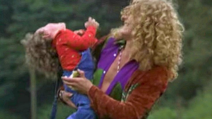 40 Years Ago: Tragedy Strikes Robert Plant, And Sends Him Spiraling Into The Darkest Period Of His Life Yet   Society Of Rock Videos