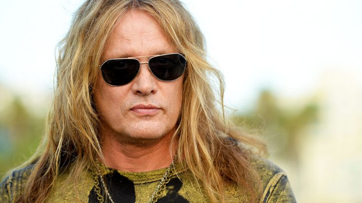 Sebastian Bach Makes Life-Changing Decision That Could Make Or Break His Entire Career….