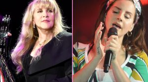 Stevie Nicks Joins Lana Del Rey For Hazy New Duet, And It's Nothing Short Of Pure Magic