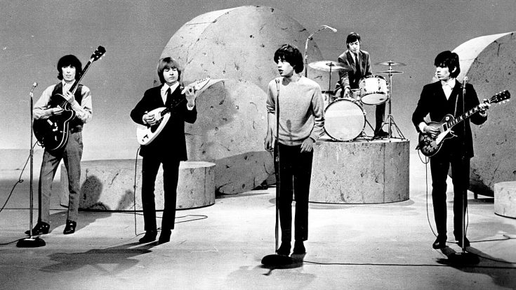 In 1964, The Rolling Stones Appeared On The Ed Sullivan Show And They Haven't Looked Back Since… | Society Of Rock Videos