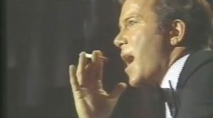 """If Were Wondering, Yes – William Shatner's """"Mr. Tambourine Man"""" Cover Is As Funny As You Remember"""