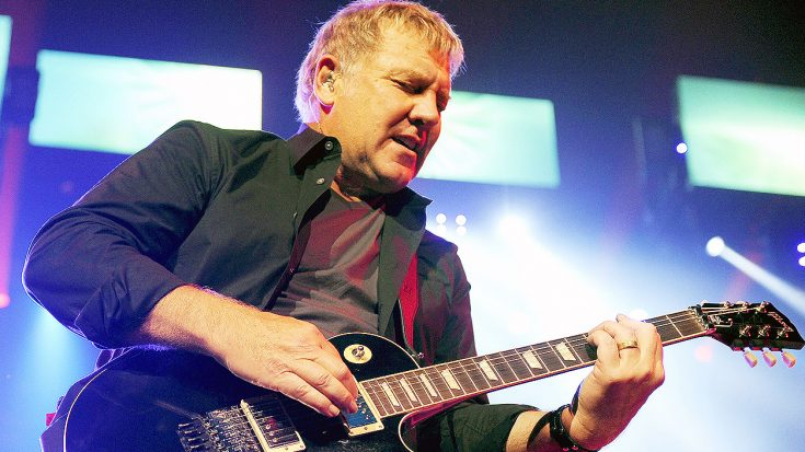 Alex Lifeson's Isolated Guitar Track For YYZ Just Surfaced, And All We Can Say is…'WOW'! | Society Of Rock Videos