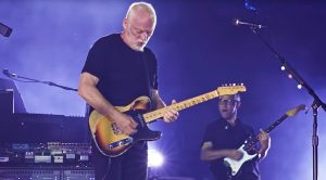 David Gilmour Celebrates Triumphant Return to Pompeii With Dazzling Performance of 'Rattle That Lock'