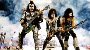 "KISS Rock Dodger Stadium With What Many Call Their Best ""Rock & Roll All Night"" Perfromance To Date!"