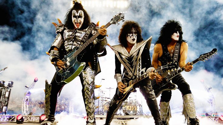 "KISS Rock Dodger Stadium With What Many Call Their Best ""Rock & Roll All Night"" Perfromance To Date! 