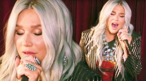 Kesha Dazzles Fallon's 'Tonight Show' With Brilliant 'House of the Rising Sun' Cover!