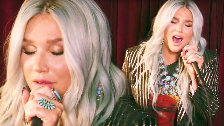 Kesha Dazzles Fallon's 'Tonight Show' With Brilliant 'House of the Rising Sun' Cover! | Society Of Rock Videos