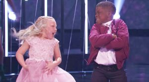 Young Kids Reenact 'Footloose' Dance On America's Got Talent, & It's The Most Adorable Thing Ever!