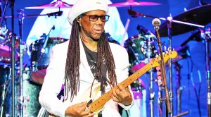 Nile Rodgers Mysteriously Hospitalized, Forcing Him to Miss Chic Show For The First Time Ever