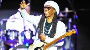 UPDATE: Nile Rodgers Gives Fans Update After Mysterious Health Scare
