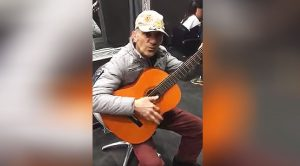 Using Just A Guitar And His Voice, This Old Man Plays The Theme To 'The Good, The Bad, & The Ugly'