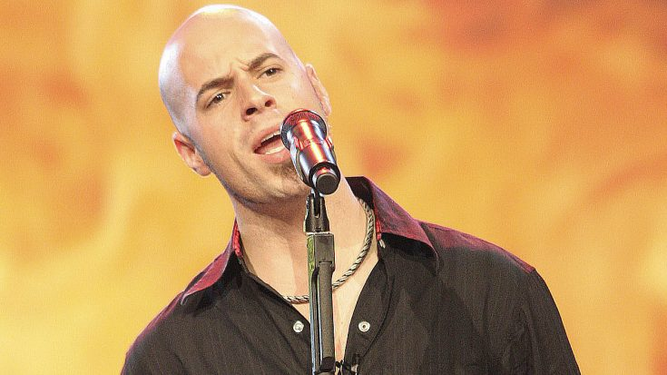 """Did You Guys Know Chris Daughtry Covered """"Wanted Dead Or Alive""""? Well He Did, And It Was Epic As Hell 