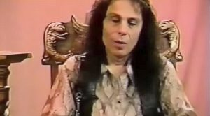 Ronnie James Dio Explaining Heavy Metal To A Non-Metal Fan Is The Coolest Thing You'll See All Day