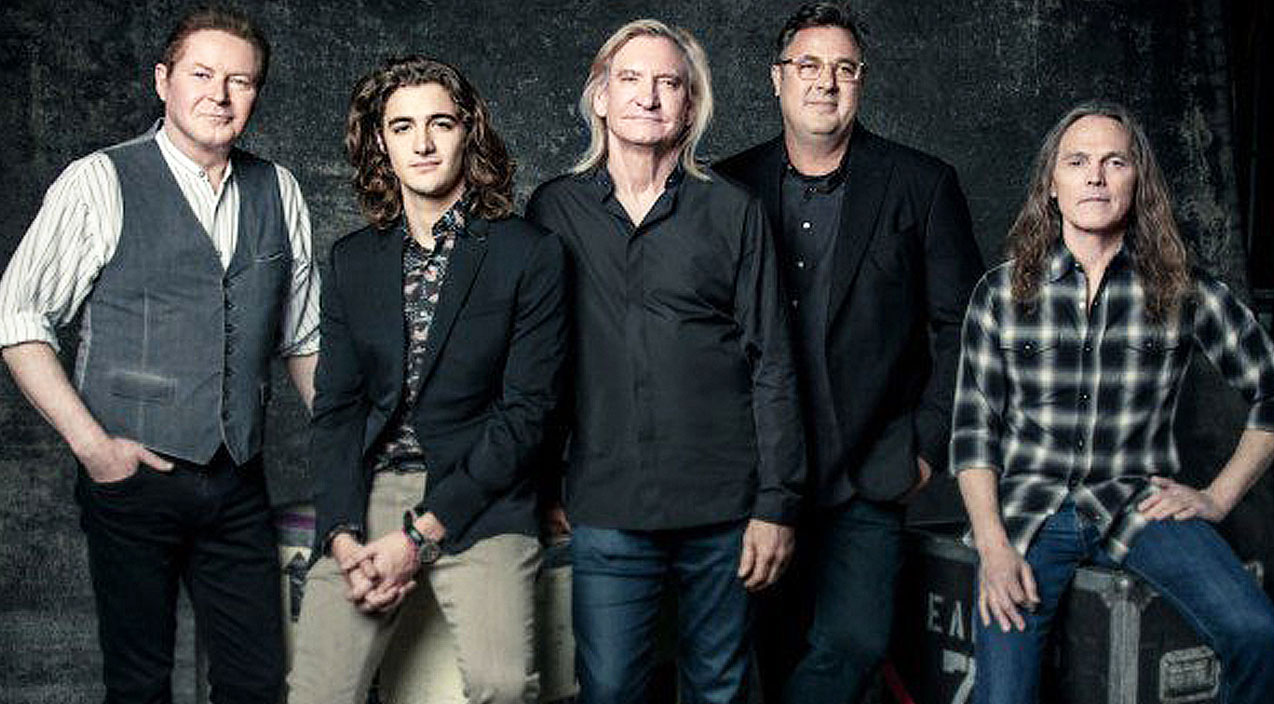 news the eagles announce brand new upcoming tour dates society of rock. Black Bedroom Furniture Sets. Home Design Ideas