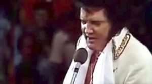 Elvis Presley Sings The Last Song Of His Life, And We Just Can't Tear Our Eyes Away