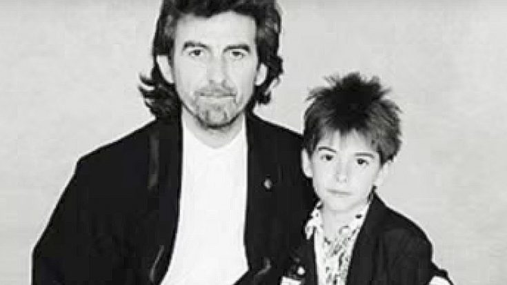 George Harrison's Son Is All Grown Up, And What He's Doing Now Would Make Dad Proud | Society Of Rock Videos