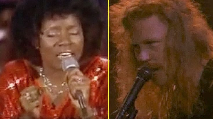 This Mashup Between Gloria Gaynor And Metallica Seems So Wrong, But Sounds So, So Right! | Society Of Rock Videos