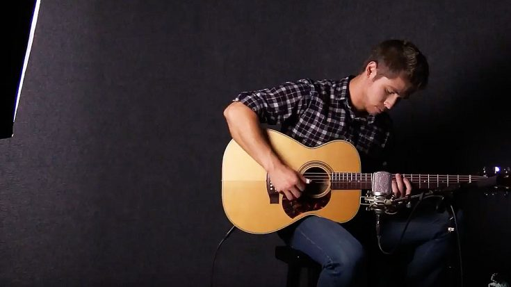 "After You Hear How This Guy Transforms ""Hallelujah"" Into An Acoustic Masterpiece, You'll Be In Awe… 