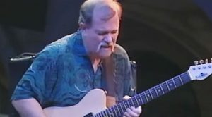 Breaking: Renowned Jazz Guitarist Dead At 72