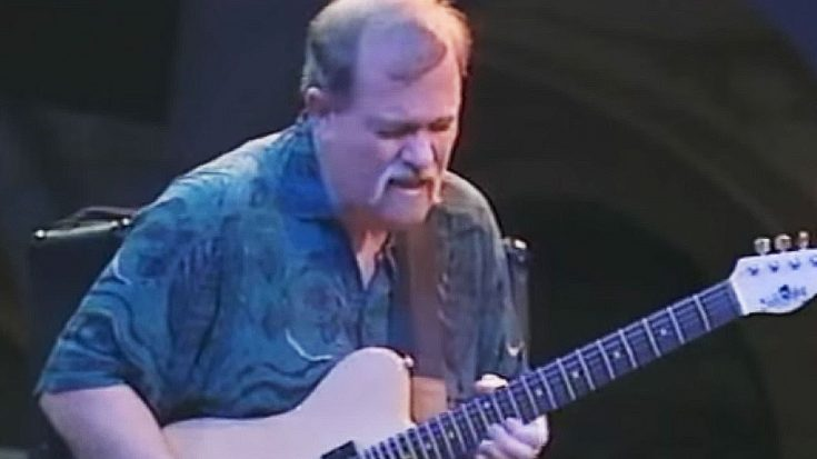 Breaking: Renowned Jazz Guitarist Dead At 72