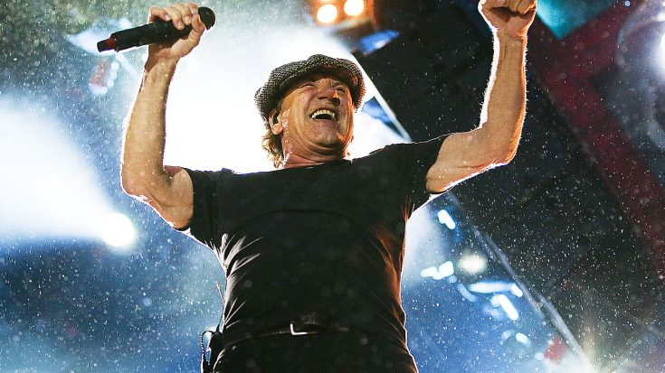 Ladies And Gentlemen, Brian Johnson Is Back! | Society Of Rock Videos