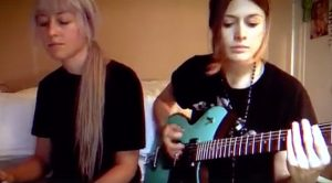 "Using Only A Lap Steel And A Guitar, These Lovely Young Ladies Take ""Whole Lotta Love"" To The Next Level"