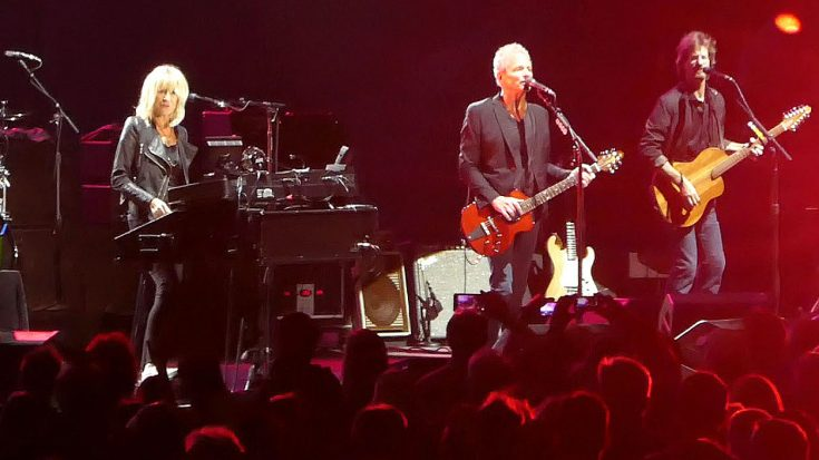 "It Just Goes To Show That No One Can Play ""Go Your Own Way"" Like Lindsey Buckingham And Christine McVie 