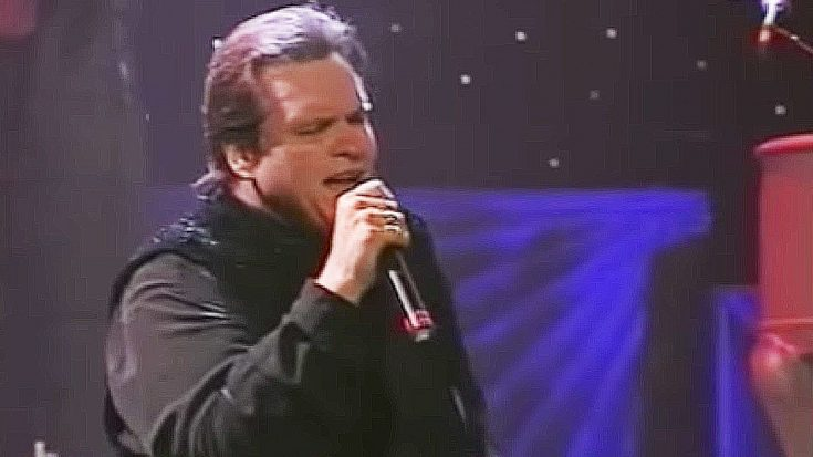 Not One Dry Eye Was Left In The House When Meat Loaf Gave This Stellar Performance In 1995 | Society Of Rock Videos