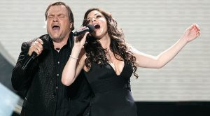 "Love Reigned Supreme When Meat Loaf And Katharine McPhee Sang ""It's All Coming Back To Me"""