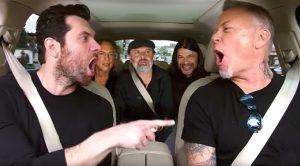 Metallica Made The Best 'Carpool Karaoke' Teaser Ever And Everyone Wants To Watch Their Episode