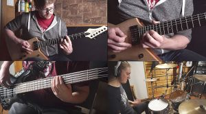 They Were Asked To Write A Song For A Guitar Review, But They End Up Writing The Most Epic Metal Jam