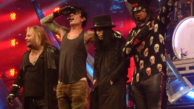 Mötley Crüe Member Is 'Happy' They Broke Up – But There's One Thing He DOES Regret… | Society Of Rock Videos