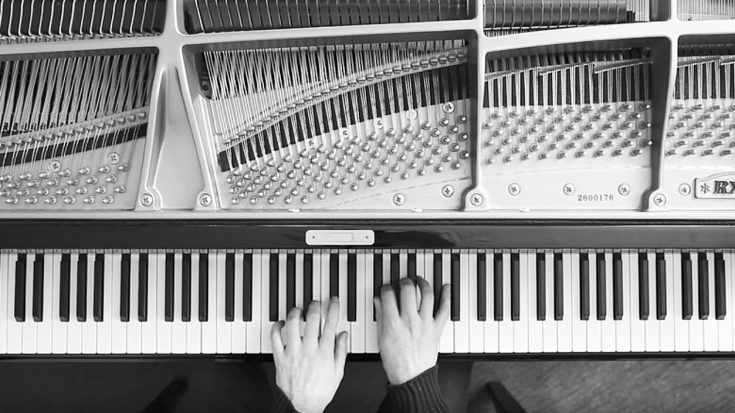 "This Guy Plays Pink Floyd's ""Breathe"" On Piano And No Pun Intended, It's Breathtaking 