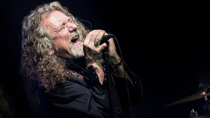 Stop Everything: Robert Plant Just Debuted A New Song And It'll Have You Dancing In Your Seat! | Society Of Rock Videos
