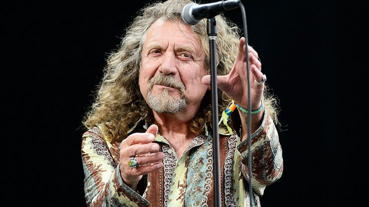 Robert Plant Just Put Out A 28 Second Clip Of New Music – The Rumors Are True! | Society Of Rock Videos
