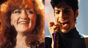 "21 Years Ago, Prince Honored Bonnie Raitt With This Sexy, Smoldering Cover Of ""I Can't Make You Love Me"""