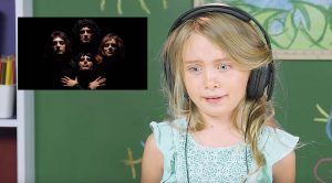Kids Are Listening To Queen For The First Time And Let's Just Say Their Reactions Are… Strange