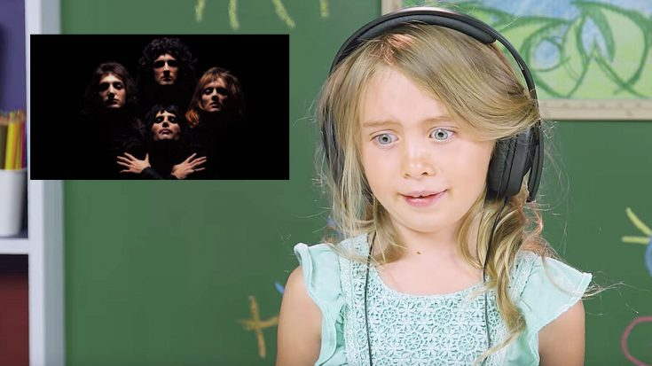 Kids Are Listening To Queen For The First Time And Let's Just Say Their Reactions Are… Strange | Society Of Rock Videos