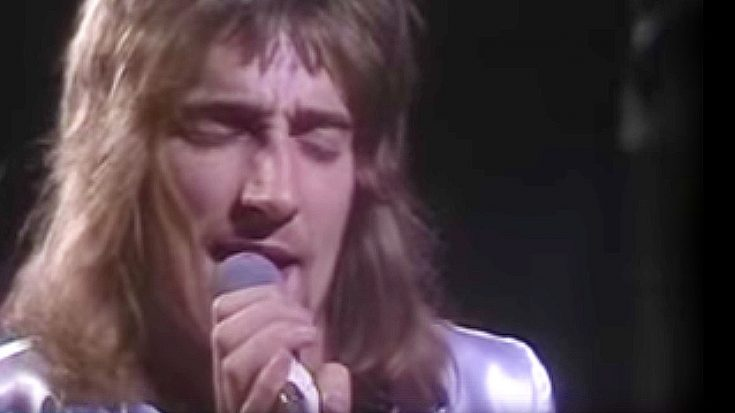 "27-Year-Old Rod Stewart Leads The Charge In Faces' Dynamic Cover Of ""Maybe I'm Amazed"" 