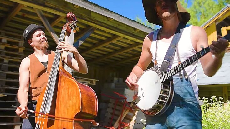 "Country Bumpkins Turn Guns N' Roses' Attitude Filled ""You Could Be Mine"" Into Sweet Bluegrass Goodness 