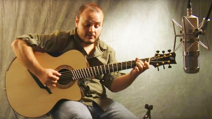 Man Plays Sped Up Version Of 'Stairway To Heaven' On Acoustic Guitar, And It's Incredibly Mesmerizing! | Society Of Rock Videos